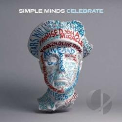 Simple Minds - Celebrate Greatest Hits CD Cover Art