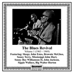 Various Artists - Blues Revival Vol. 1 (1963-1969) DB Cover Art