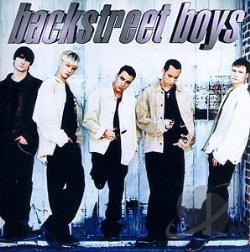 Backstreet Boys - Backstreet Boys CD Cover Art