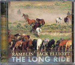 Elliott, Ramblin' Jack - Long Ride CD Cover Art