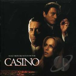 Casino soundtrack cd