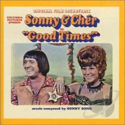 Sonny & Cher - Good Times CD Cover Art