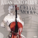 Webber, Julian Lloyd - Cello Moods CD Cover Art