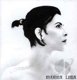 Lima, Marina - O Chamado CD Cover Art
