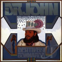 Dr. John - Desitively Bonnaroo CD Cover Art