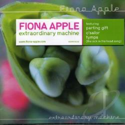 Apple, Fiona - Extraordinary Machine CD Cover Art
