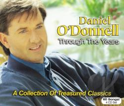 O'Donnell, Daniel - Daniel O'Donnell Through the Years: A Collection of Treasured Classics CD Cover Art