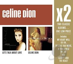 Dion, Celine - Let's Talk About Love/Celine Dion CD Cover Art