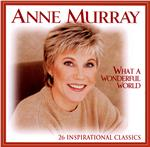 Murray, Anne - What A Wonderful World (26 Inspirational Classics) DB Cover Art