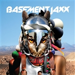 Basement Jaxx - Saga DB Cover Art