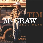 Mcgraw, Tim - All I Want CD Cover Art