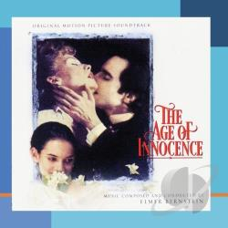 Bernstein, Elmer - Age of Innocence CD Cover Art