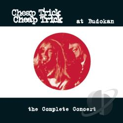 Cheap Trick - At Budokan CD Cover Art