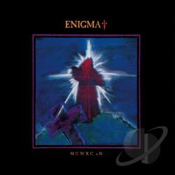 Enigma - Mcmxc, A.d. CD Cover Art