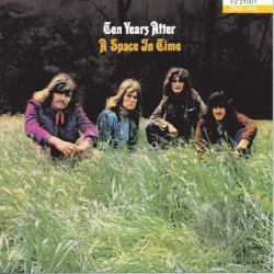Ten Years After - Space in Time CD Cover Art