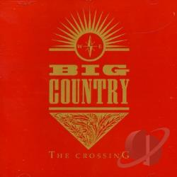 Big Country - Crossing CD Cover Art