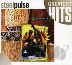 Steel Pulse - Greatest Hits: Smash Hits CD Cover Art