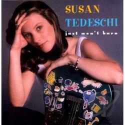Tedeschi, Susan - Just Won't Burn LP Cover Art