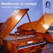Beethoven / Dussek / Ries / Sevskaya - Beethoven in Context CD Cover Art