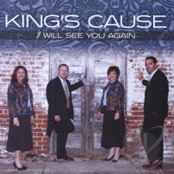 King's Cause - I Will See You Again CD Cover Art