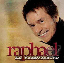 Raphael - El Reencuentro CD Cover Art