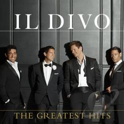Il Divo - Greatest Hits CD Cover Art