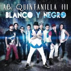 Quintanilla, A.B. III - Blanco Y Negro CD Cover Art