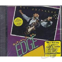 Buchanan, Roy - Dancing on the Edge CD Cover Art