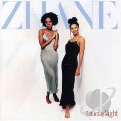 Zhane - Saturday Night CD Cover Art