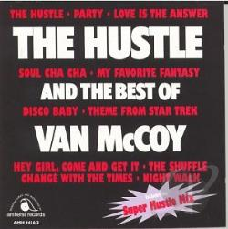 Mccoy, Van - Hustle and the Best of Van McCoy CD Cover Art