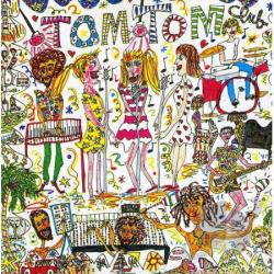 Tom Tom Club - Wordy Rappinghood CD Cover Art