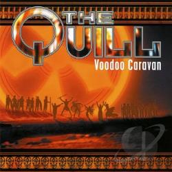 Quill - Voodoo Caravan CD Cover Art