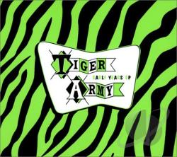 Tiger Army - Early Years CD Cover Art