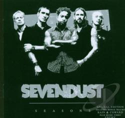Sevendust - Seasons CD Cover Art