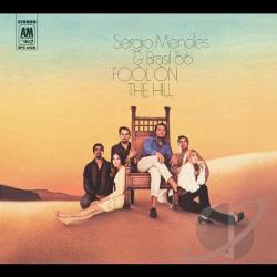 Mendes, Sergio / Mendes, Sergio & Brasil 66 - Fool on the Hill CD Cover Art