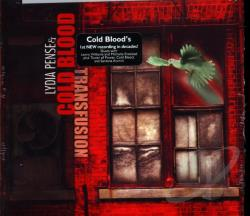 Cold Blood - Transfusion CD Cover Art