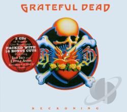 Grateful Dead - Reckoning CD Cover Art