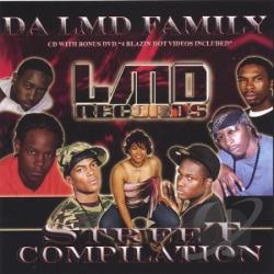 Da Lmd Family - Da Lmd Family Street Compilation CD Cover Art