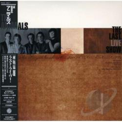 Animals - Last Live Show CD Cover Art