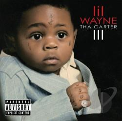 Lil Wayne - Tha Carter III CD Cover Art