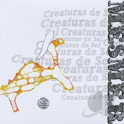 Mesmer - Creaturas De Sol CD Cover Art