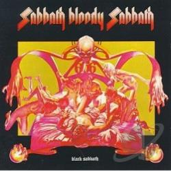 Black Sabbath - Sabbath Bloody Sabbath LP Cover Art