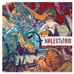 Halestorm - Reanimate: The Covers EP DB Cover Art