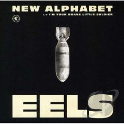 Eels - New Alphabet 7 Cover Art