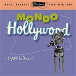 Various Artists - Ultra Lounge: Vol. 16 Mondo Hollywood (Digital Version) DB Cover Art