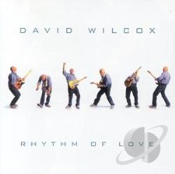 Wilcox, David - Rhythm of Love CD Cover Art