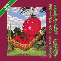 Little Feat - Waiting for Columbus CD Cover Art