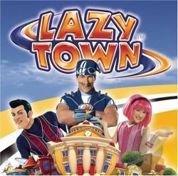 Lazy Town Soundtrack Cd Album