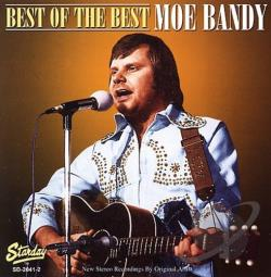 Bandy, Moe - Best of the Best CD Cover Art