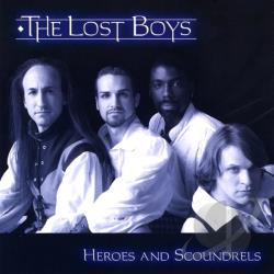 Lost Boys - Heroes & Scoundrels CD Cover Art